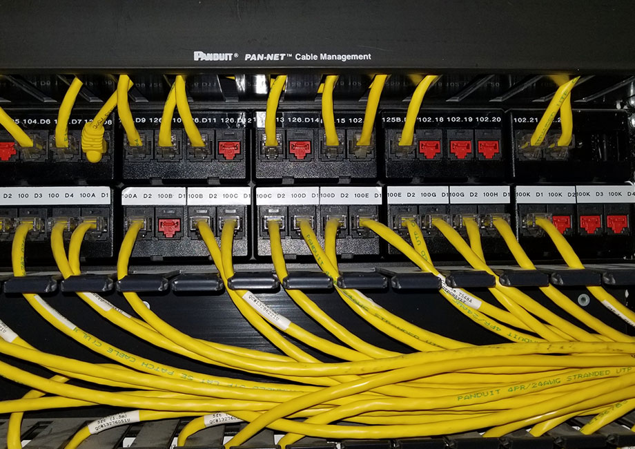 Panduit Wire Management